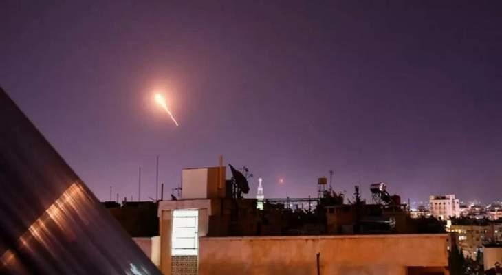 سانا: الدفاعات الجوية تصدت لأهداف معادية جنوب تدمر