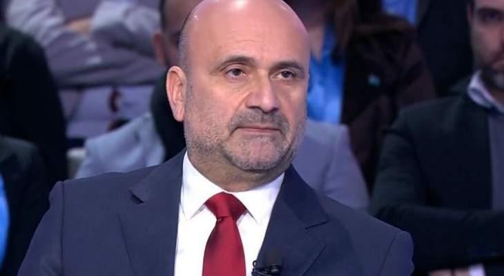 أبي رميا: التظاهر المجدي يجب أن يكون أمام مجلس النواب وقصور العدل ومقار الهيئات الرقابية