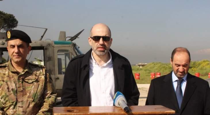وزارة الزراعة أطلقت بالتنسيق مع الجيش حملة مكافحة حشرة السونا