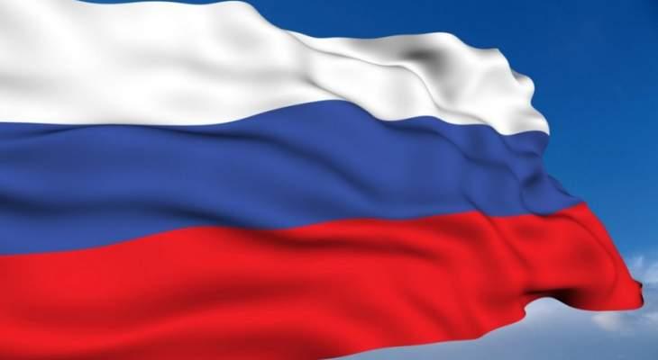 سفارة روسيا بطهران: نسعى للتواصل مع الطاقم الروسي لناقلة النفط البريطانية المحتجزة