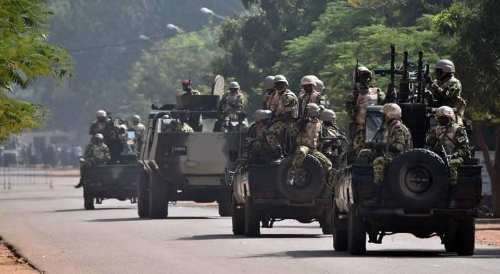 مقتل ثلاثة عسكريين في هجوم شمال كوت ديفوار