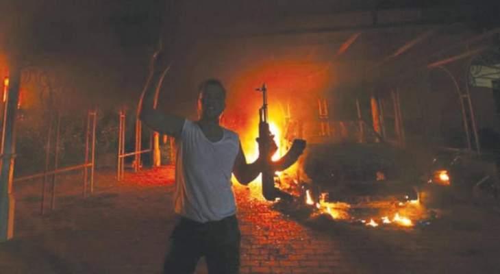 نيويورك بوست: ايران كلفت لبنانياً لتدريب منفذي الهجوم على السفارة الأميركية ببنغازي عام 2012