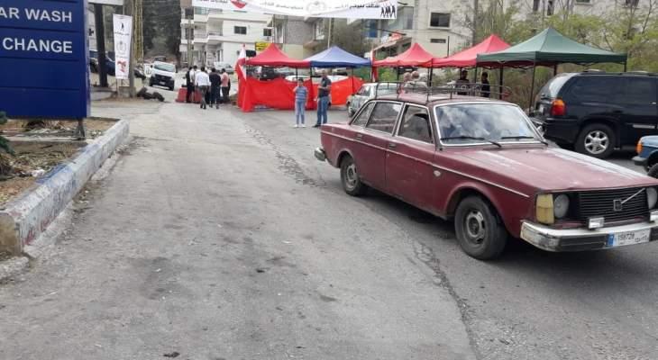 الحراك الشعبي بحاصبيا والعرقوب دعا إلى لقاء حواري عند مثلث سوق الخان