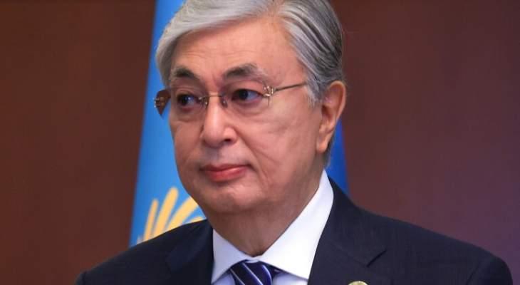 رئيس كازاخستان إقترح إنشاء مركز لمنظمة شنغهاي لتقديم المساعدات إلى أفغانستان
