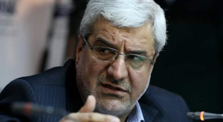 مسؤول إيراني: الحكومة ووزارة الداخلية ليس لديهما خطط لتأجيل الانتخابات الرئاسية