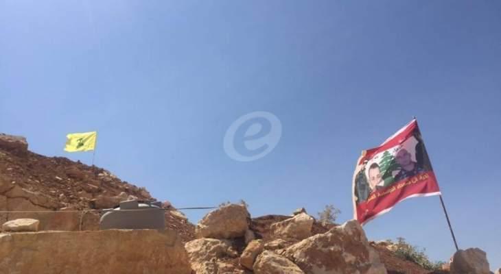 وصول جثامين مقاتلي حزب الله إلى بلدة اللبوة