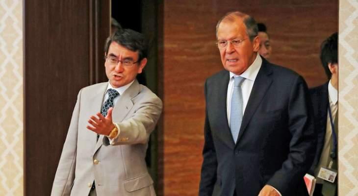 لافروف: روسيا مستعدة لدعم عقد معاهدة عدم اعتداء بين إيران وبلدان الخليج العربي