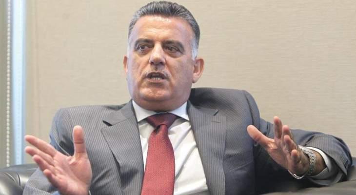عباس ابراهيم: الانفجار حصل في مستودع مواد شديدة الانفجار مصادرة منذ وقت طويل و ليس مفرقعات