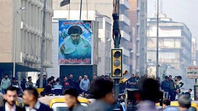 الداخلية العراقية: إلقاء القبض على 5 متهمين بأحداث ساحة الوثبة