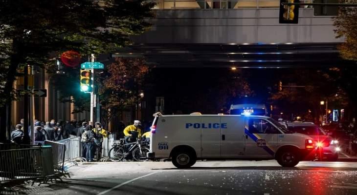 """""""إيه بي سي نيوز"""": مقتل شخص بإطلاق نار في مدينة بيتسبرغ الأميركية"""