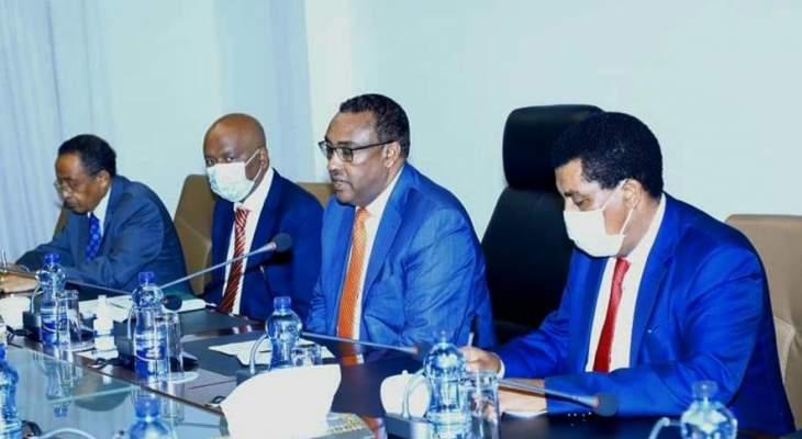 وزير الخارجية الإثيوبي يكشف رغبة بلاده في استئناف المفاوضات الثلاثية حول سد النهضة