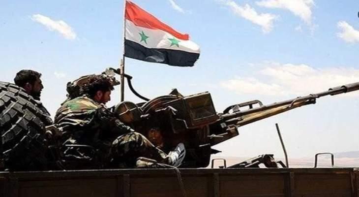 سقوط قتلى و جرحى في صفوف الجيش السوري بانفجار عبوة ناسفة في ريف السويداء