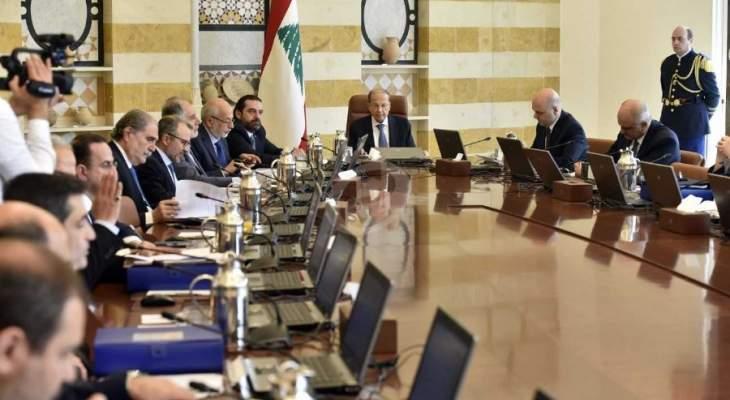 """العقوبات ضدّ """"حزب الله"""" تحرج الحكومة اللبنانية؟!"""