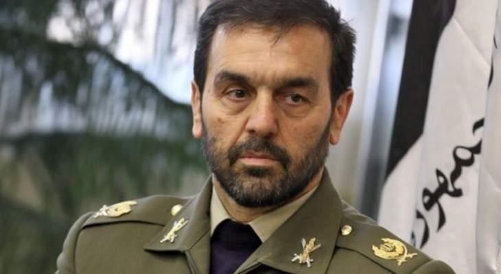 متحدث باسم الجيش الإيراني: قواتنا الجوية أدت دورا بارزا في مكافحة داعش