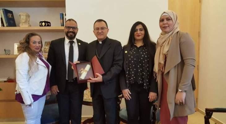 رسالة من جنسيتي كرامتي الى البابا تشرح معاناة ابناء الأم اللبنانية المتزوجة من أجنبي