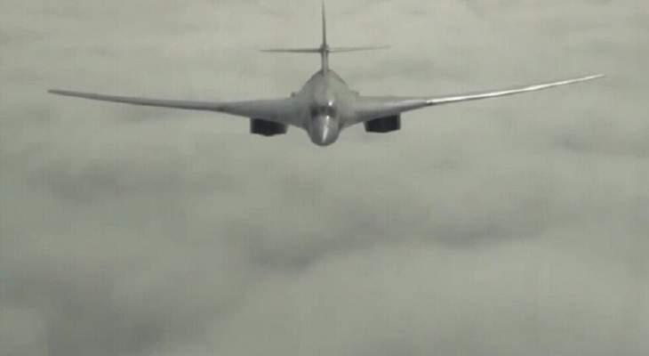 الدفاع الروسية: مقاتلات نرويجية رافقت قاذفتين روسيتين فوق بحري بارنتس والنرويج