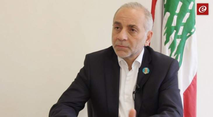 المرعبي: لا أريد أن أعطي انطباعا بأني أسلم النازحين السوريين لقاتلهم