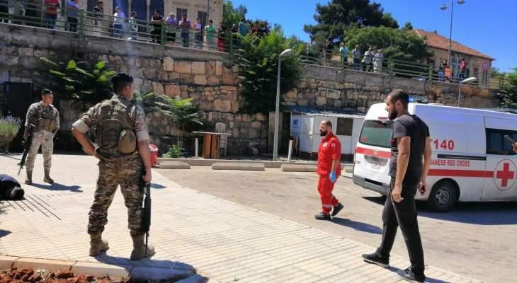 النشرة: مقتل شخص بإطلاق نار على خلفية ثأرية في بعلبك