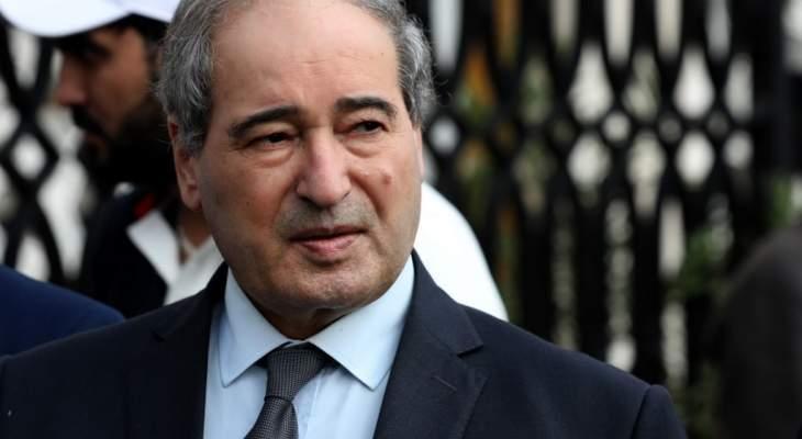 الخارجية السورية: اغتيال فخري زاده عمل إرهابي يقف وراءه الكيان الصهيوني