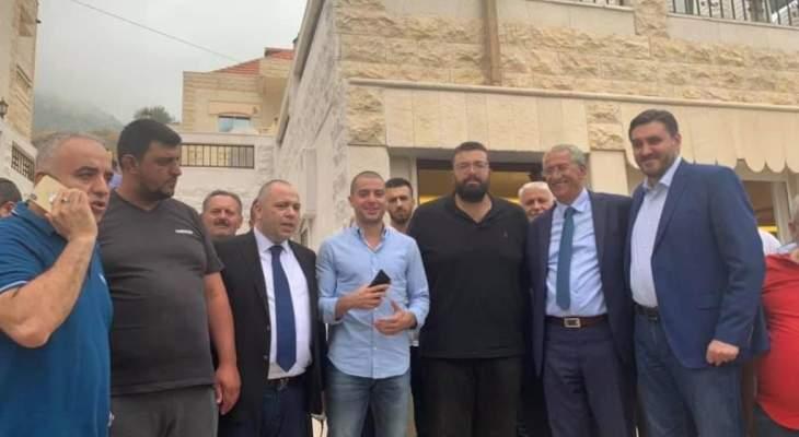 أحمد الحريري دعا للمحافظة على الاعتدال: هاجس رئيس الحكومة هو الحفاظ على الاستقرار