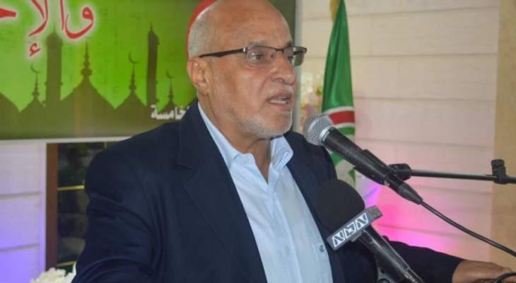 خليل حمدان: تأمين فرص العمل مهمة وطنية بإمتياز