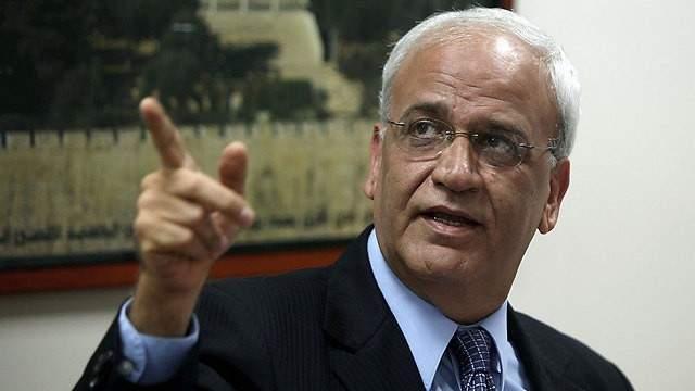 عريقات يدعو المجتمع الدولي لإنجاح الانتخابات الفلسطينية