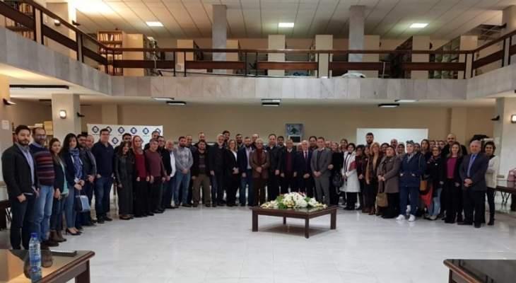 رابطة الأساتذة المتفرغين في الجامعة اللبنانية تعلن الاضراب والاعتصام الاربعاء المقبل