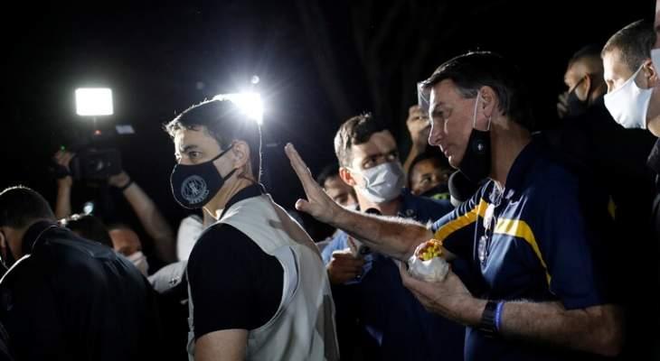 وسائل إعلام برازيلية رئيسية تقاطع بولسونارو بعد فشله بحمايتهم من أنصاره