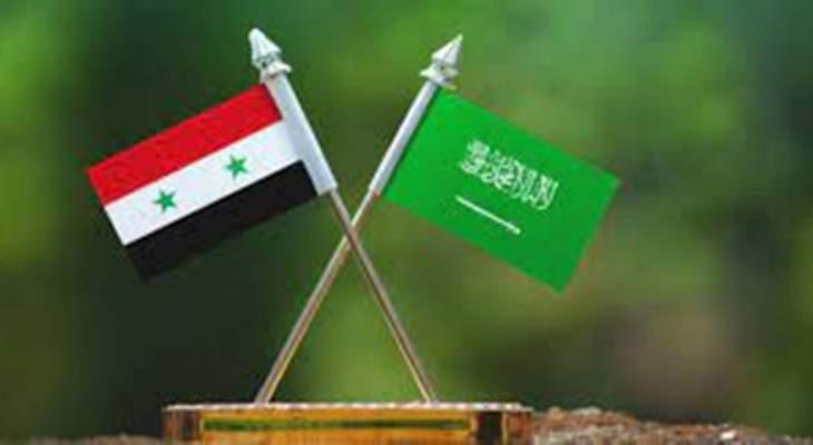 مصادر النشرة: زيارة الوفد السعودي لدمشق تركزت على اعادة فتح السفارة السعودية بعد عيد الفطر
