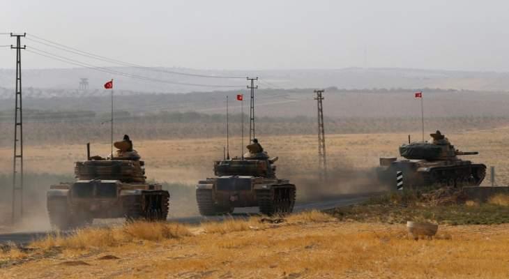 الداخلية التركية: مقتل 4 مسلحين جنوب شرقي البلاد