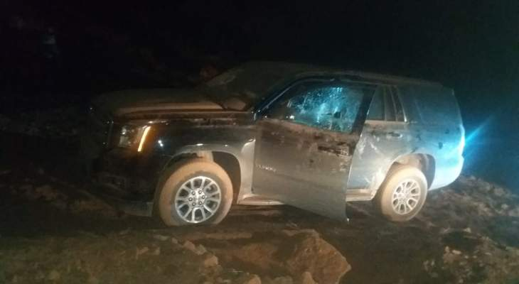 الجيش ضبط سيارة مسروقة في الهرمل