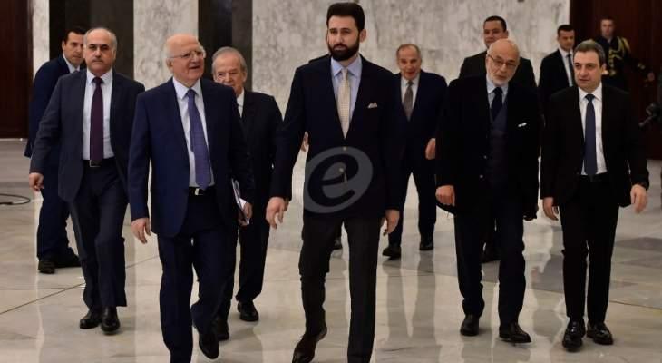 تيمور جنبلاط: اللقاء الديمقراطي سمى الحريري لرئاسة الحكومة للحفاظ على ما تبقى من البلد