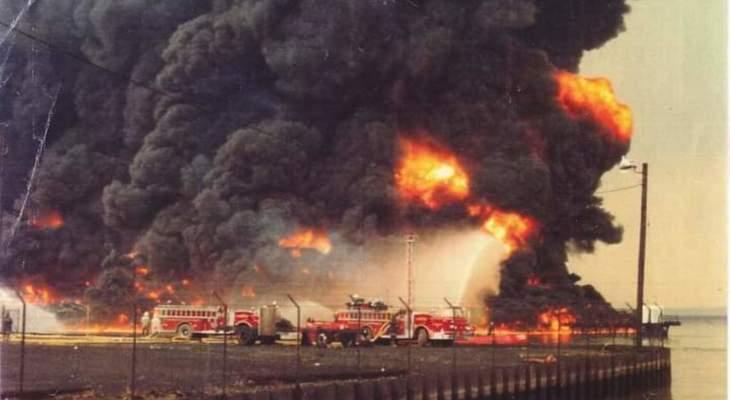 مقتل 7 مهربي وقود بينهم شقيقان في حريق اندلع بناقلة خلال عملية سرقة بنيجيريا