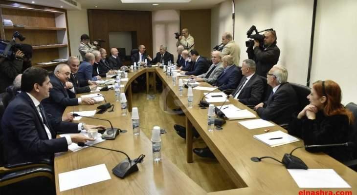 مصادر الجمهورية: توجُه لدى لجنة الأشغال لتنقية مشروع الكهرباء من أي ثغرات قانونية