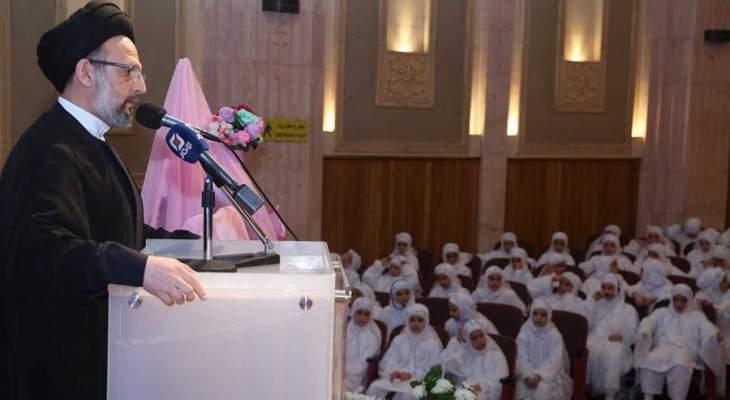 فضل الله: أخطر ما نواجهه انكفاء الشباب عن عملية التغيير