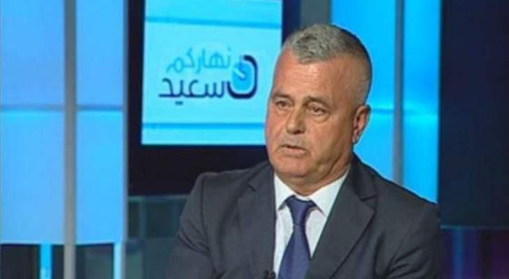 جورج نادر: لا نقبل بالحريري رئيساً للحكومة لأنه جزء من منظومة الفساد