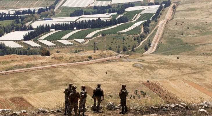 الجيش الإسرائيلي: فصائل فلسطينية تقف وراء إطلاق القذائف من جنوب لبنان