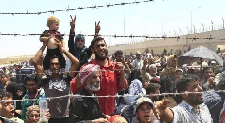 عودة أكثر من 1.2 مليون نازح سوري إلى منازلهم منذ عام 2015