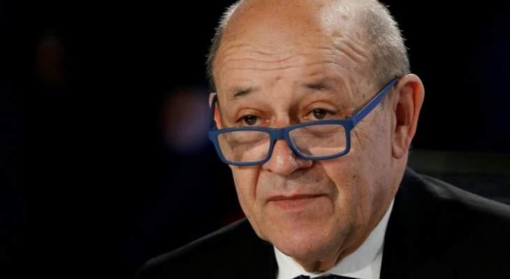 وزير الخارجية الفرنسية: البطريرك صفير كان رجل سلام وفرنسا دائما إلى جانب لبنان