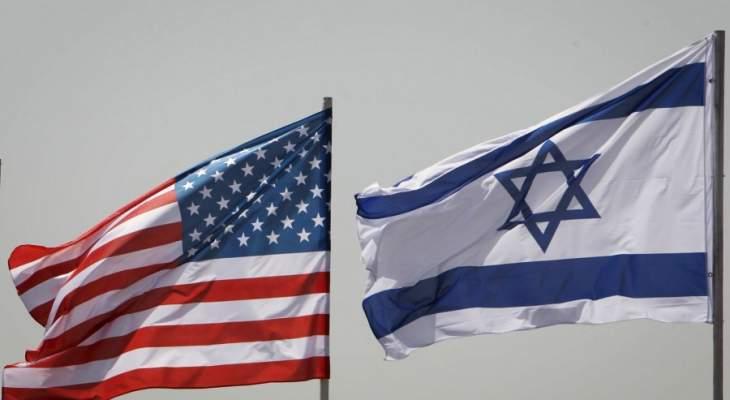 إتفاق أميركي إسرائيلي على التعاون لمواجهة تهديدات طائرات إيران المسيرة وصواريخها الموجهة