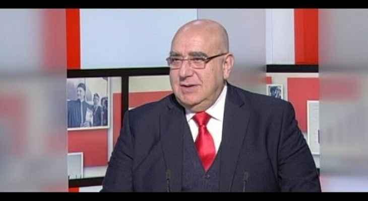 حمدان: لا يجوز استباحة مشاعر اهالي شهداء الجيش بعرض حلقة المجرم فضل شاكر