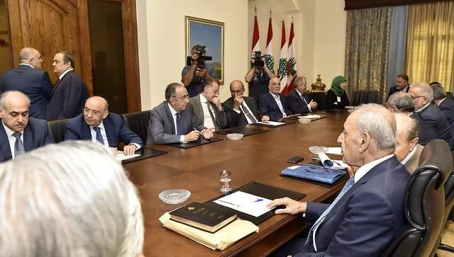 بري: العقوبات التي تفرض على لبنان تطال كل اللبنانيين