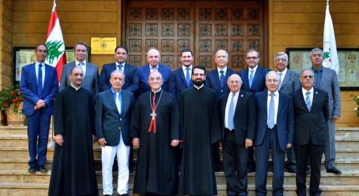المجلس الأعلى للكلدان إستغرب طريقة التعاطي مع الأقليات وطالب بانصاف كل الطوائف