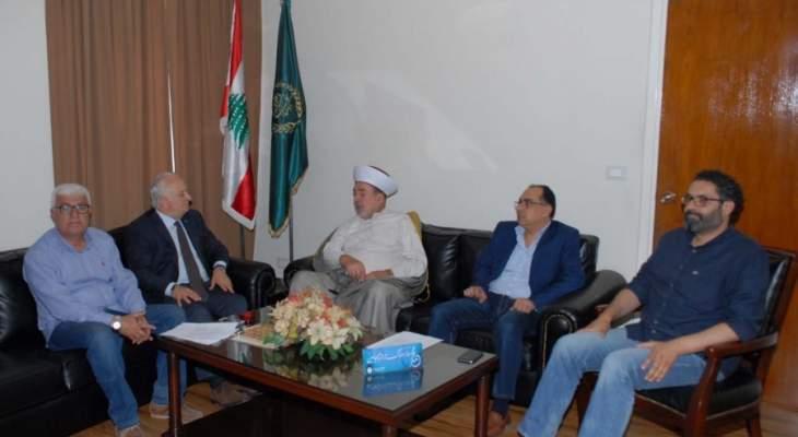سوسان : لتسمية الرئيس سعد الحريري والاسراع في تشكيل الحكومة