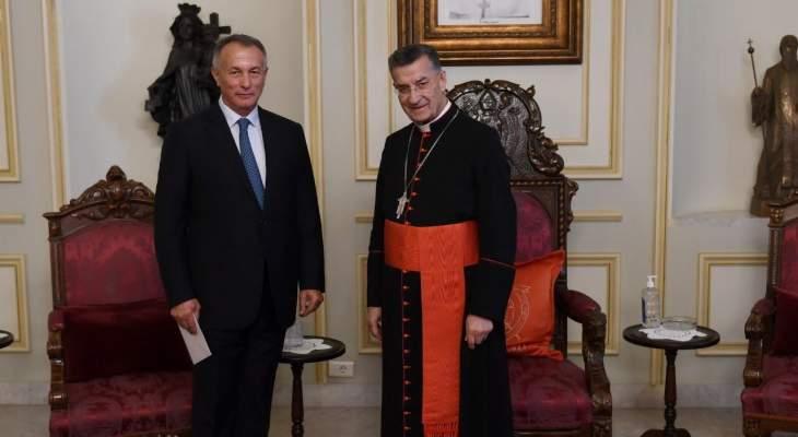 روكز: من المعيب عرقلة الحكومة بسبب من سيسمي وزيرين والأقطاب لن يتمكنوا من إنقاذ لبنان