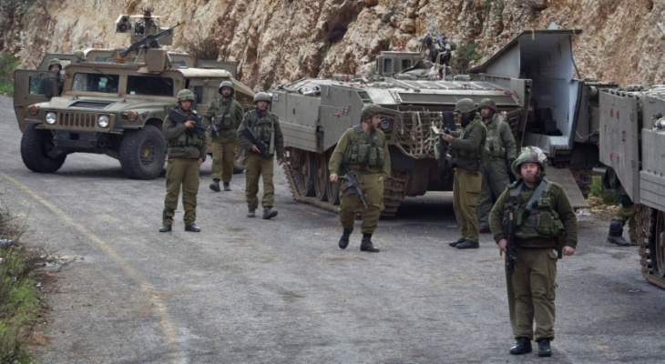 النشرة: سماع دوي انفجارات في عمق مزارع شبعا يعتقد انها ناجمة عن تدريبات اسرائيلية