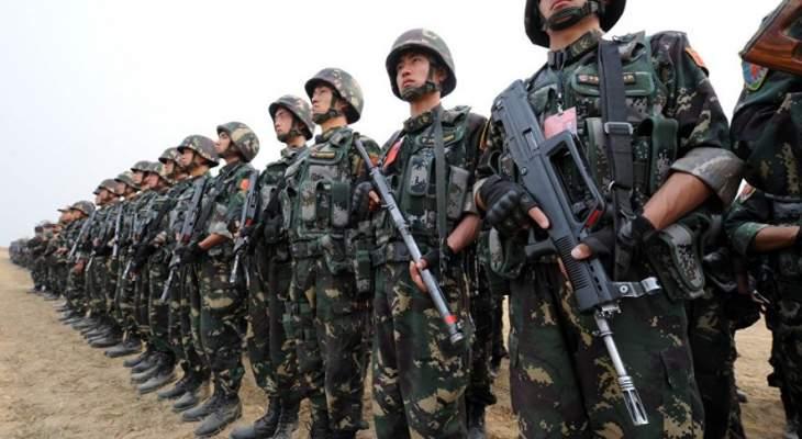 """الجيش الصيني: مجموعة حاملة الطائرات """"شاندونغ"""" أجرت تدريبا في بحر الصين الجنوبي"""