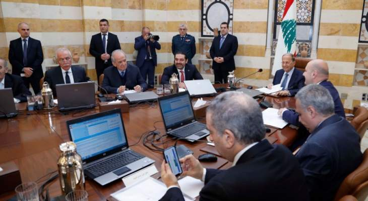 الإستفتاء على لبنان الجديد  قبل ختم لبنان بالشمع الأحمر الدولي!