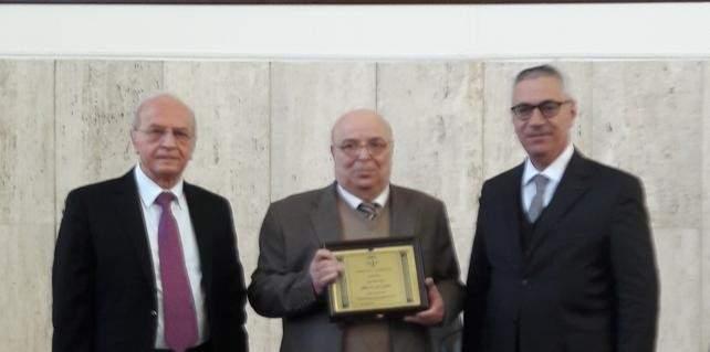 فهد كرم القاضي طقوش: كان مثالاً وقدوة في العمل