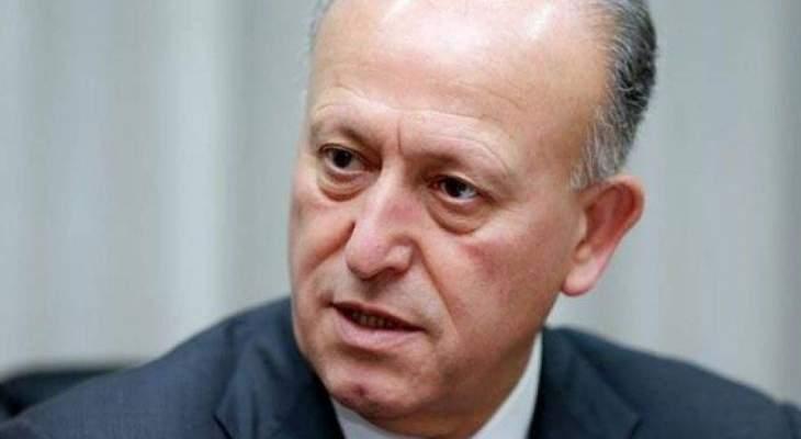 ريفي: كيف يمكن للبنان أن يكون مركزا لأكاديمية التلاقي والحوار إذا بقي مسجونا بسجن الولي الفقيه؟